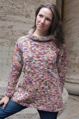 Swing Sweater to Knit
