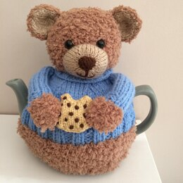 Teddington Bear tea cosy