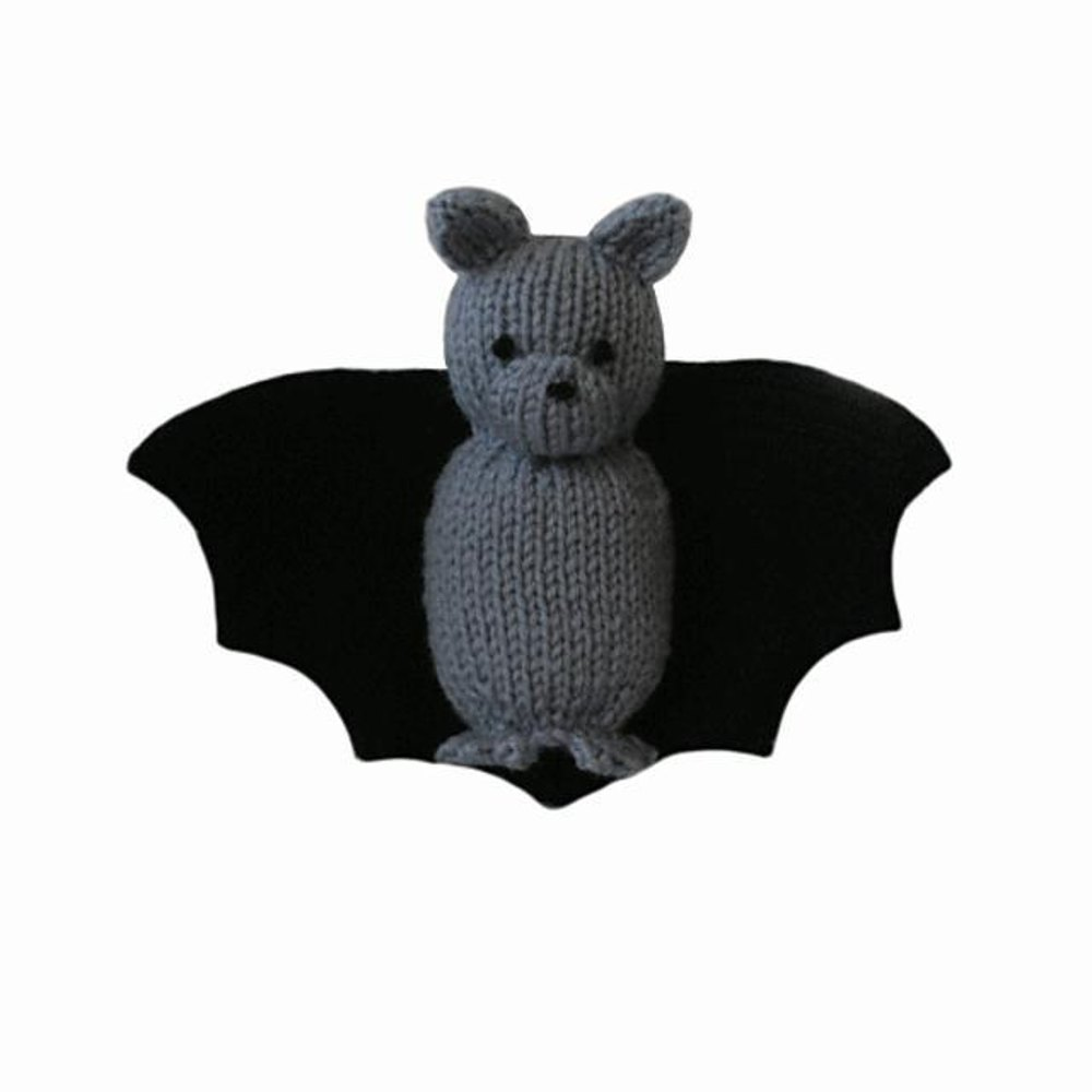 bat knitting pattern by knitables knitting patterns loveknitting