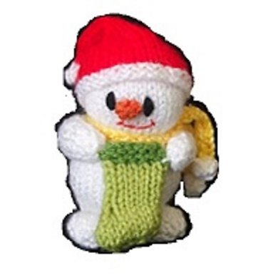 Frosty the Frostee Snowman