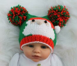 Father Christmas (Santa Claus) Hats