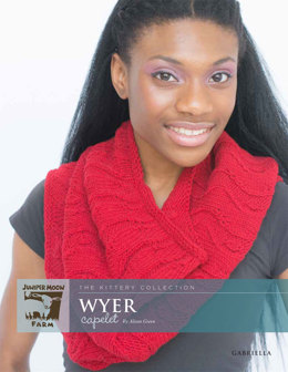 Wyer Capelet in Juniper Moon Gabriella - Downloadable PDF