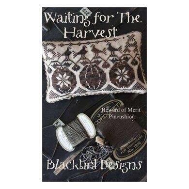 Blackbird Designs Waiting for the Harvest - BD177 - Leaflet