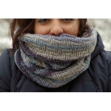 Jeansy cowl