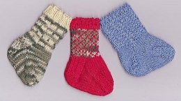 Three Small Socks