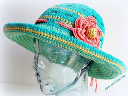 SUMMERTIME Sun Hat