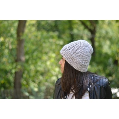 The Double Brim Classic Hat Knitting Pattern By The Morning Whisper