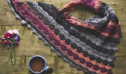 Our top designer to follow this week - The Crochet Project