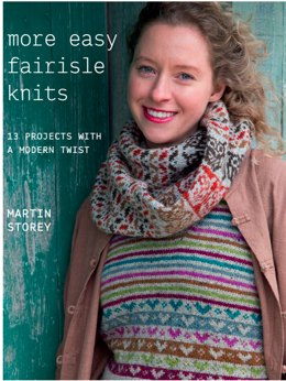 More Easy Fairisle Knits No2 by Martin Storey