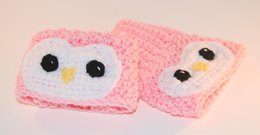 Penguin Boot Cuffs
