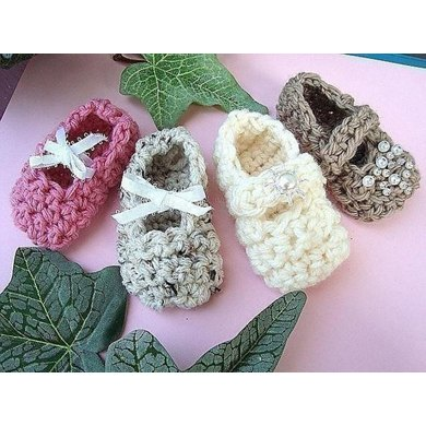 163 SWEET CAROLINE MARY JANE BOOTIES