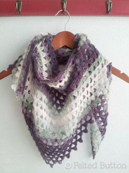 Triangle of Triangles Scarf