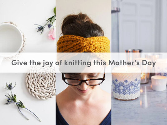 Let her choose something she loves this Mother's Day, with an e-gift card