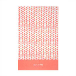 Debbie Bliss Moss Stitch Tea Towel