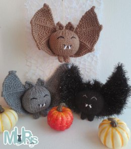 Halloween Bats Ornament