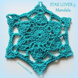 Star Lover 5 Mandala