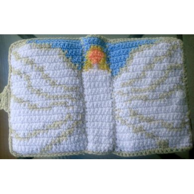 "Angel Graph for Bound Book Style 7"" Tablet cover"