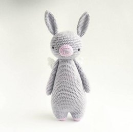 Rabbit with Wings Crochet Amigurumi Pattern