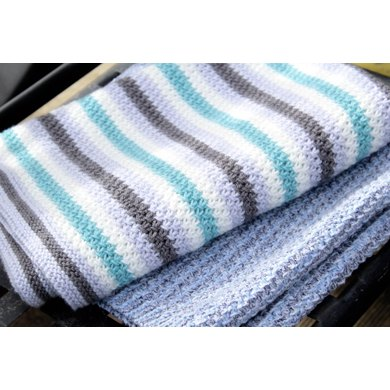 Heartwood Baby Blanket Knitting Pattern By Knit Purl Makes