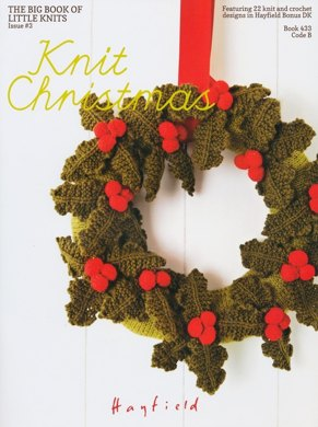 Knit Christmas - The Big Book of Litle Knits (433)