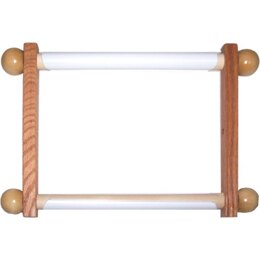 Frank A. Edmunds Handi Clamp Scroll Frame 6inX6in