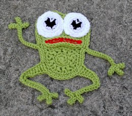 Frog From The Mystery