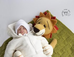 LionToy Baby Blanket