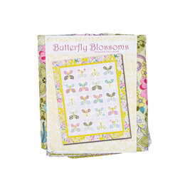 Keepsake Quilting Butterfly Blossoms Quilt Kit