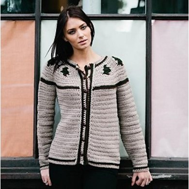 A Walk in the Woods Cardigan