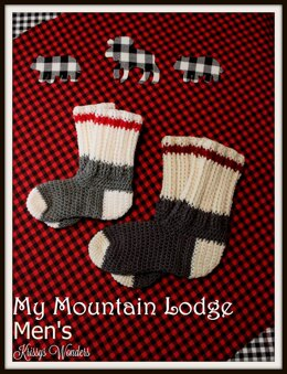 Mens Lumberjack Sock