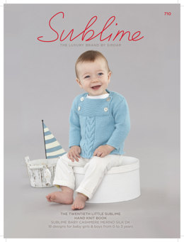 The Twentieth Little Sublime Hand Knit Book by Sublime