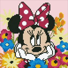Diamond Dotz Diamond Embroidery Facet Art Kit - Disney Minnie Daydream