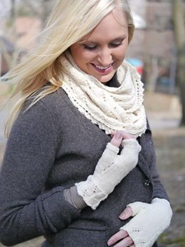 Billow Cloud Infinity Scarf