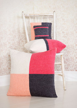 4 Squared Pillows in Spud & Chloe Outer - 9211 (Downloadable PDF)
