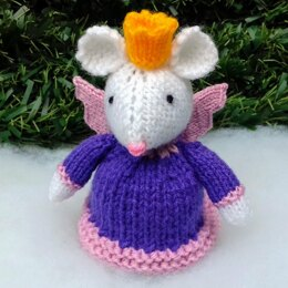 Sugar Plum Fairy Mouse - Chocolate Orange Cover