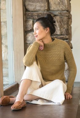 Owinja Pullover in Berroco Ultra Wool - Portfolio4 - Downloadable PDF