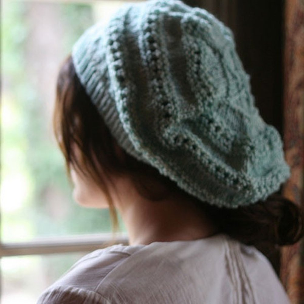 Stella Hat In Madelinetosh Tosh Dk Knitting Patterns