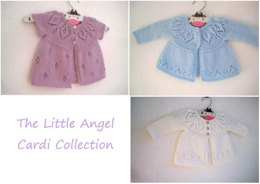 The Little Angel Cardi Collection E-Book
