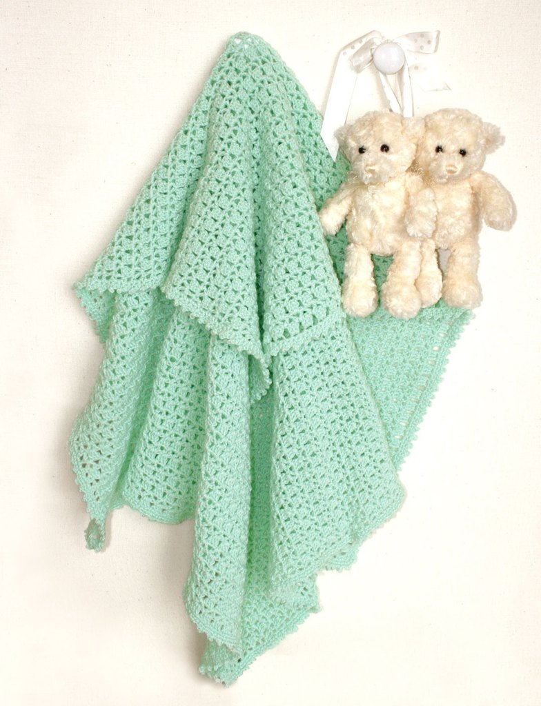 Free Baby Blanket Crochet Patterns | LoveCrochet