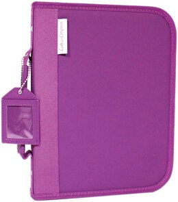 Crafter's Companion Stamp & Die Storage Folder - Small, Purple