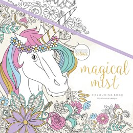 "Kaisercraft KaiserColour Perfect Bound Coloring Book 9.75""X9.75"" - Magical Mist"