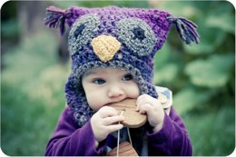 Woolly Owl Hat