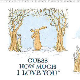 Clothworks Guess How Much I Love You 2020 - CWY3078-1M