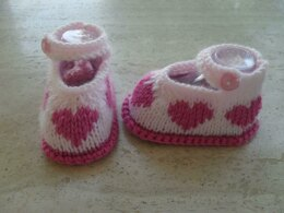 Baby Valentine Girl Shoe