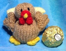 Turkey Ferrero Choc Cover