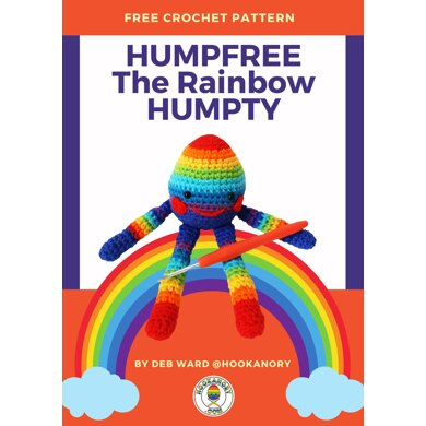 Humpfree The Rainbow Humpty