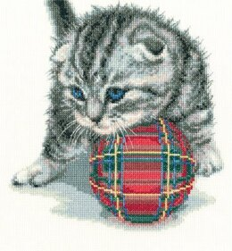 RTO Playful Kitten Cross Stitch Kit