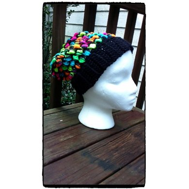 Neon Lights Slouch Hat