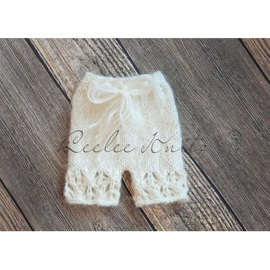 Soft Knit Newborn Baby Pants