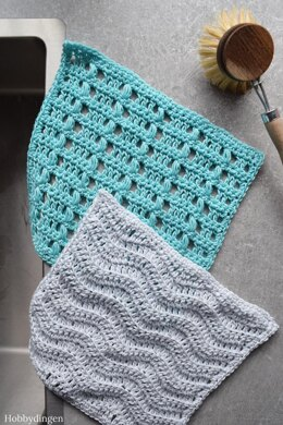 By The Sea Washcloth Set